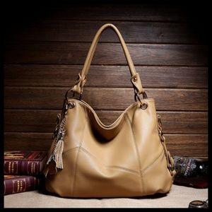 NEW ELVA Hobo Shoulder Bag